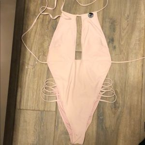 Forever 21 cut out one piece NWT sz M